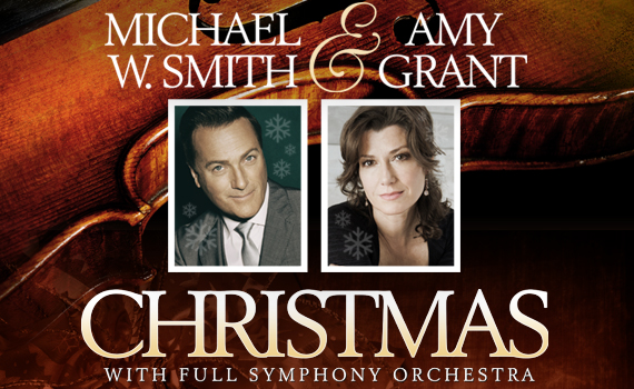 98.5 KTIS Presents Christmas with Michael W. Smith & Amy Grant