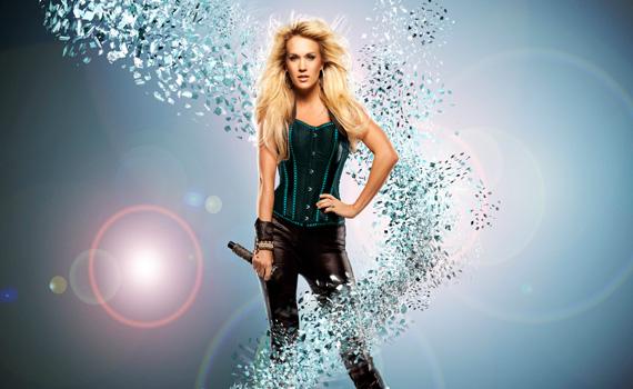 Carrie Underwood Spotlight