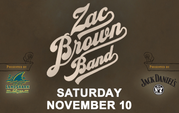 Zac Brown Band Spotlight